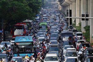 Phương thuốc nào 'đặc trị bệnh' ùn tắc giao thông?