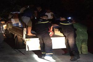 Đã tìm thấy thi thể 2 học sinh đuối nước