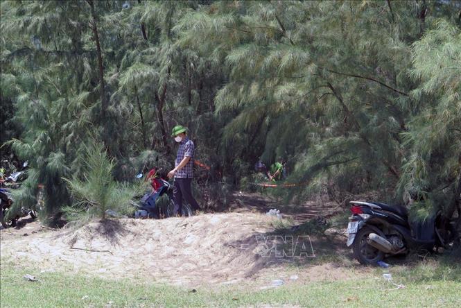 Phát hiện thi thể bé gái tử vong tại rừng dương ở Phú Yên