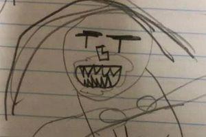 'Cười đau ruột' với những 'kiệt tác nghệ thuật' của trẻ mà chỉ có ai làm cha mẹ mới có cơ hội được ngắm