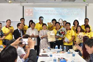 Trao quyết định thành lập Chi hội Câu lạc bộ Doanh nhân họ Lê TPHCM