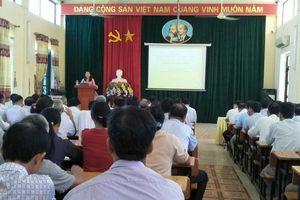Huyện Thạch Thất bồi dưỡng nghiệp vụ công tác dân vận