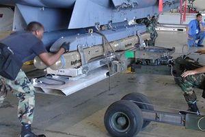 Nỗi kinh hoàng cho xe tăng đối thủ đến từ F/A-18E/F