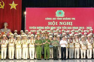 Công an Quảng Trị phát động phong trào thi đua 'Vì An ninh Tổ quốc' giai đoạn 2020 – 2025