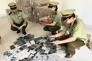 Quảng Ninh: Đột kích 4 điểm tập kết hàng hóa nhập lậu