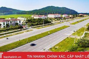 Khai thác tiềm năng, xây dựng thị trấn Lộc Hà đạt chuẩn văn minh đô thị