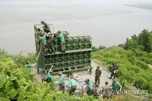 Triều Tiên tái thiết lập loa tuyên truyền dọc biên giới Hàn Quốc
