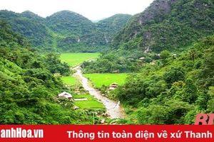 'Điểm sáng' trong phát triển du lịch sinh thái cộng đồng xứ Thanh