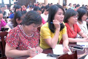 Triển khai chuyên đề về Học tập làm theo tư tưởng, đạo đức, phong cách Hồ Chí Minh