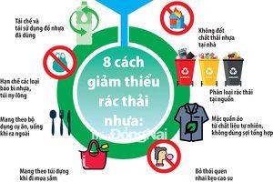 Chống rác thải nhựa: Còn nhiều việc phải làm