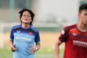 Có tới 6 người Hàn Quốc ở đội tuyển Việt Nam