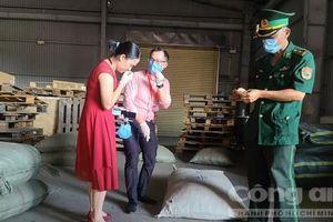 Gần trăm tấn dược liệu nhập từ Trung Quốc 'đội lốt' hàng nông sản