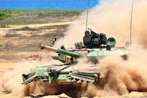 Arjun Mk II, siêu tăng đầy đau khổ của Ấn Độ
