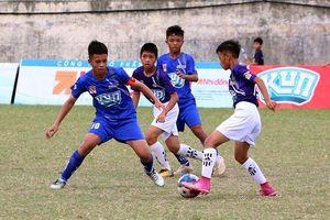 Giải bóng đá U13 tranh cúp Yamaha 2020
