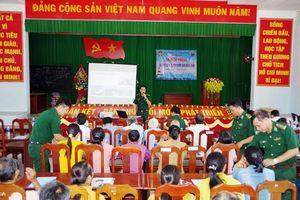 Tuyên truyền pháp luật cho ngư dân tỉnh Bình Định