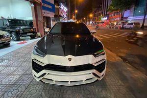 Lamborghini Urus hơn 20 tỷ của Minh Nhựa 'làm dâu' Bạc Liêu