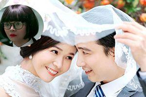 Soi hôn nhân hạnh phúc của Diễm Hương 'Tình yêu và tham vọng'