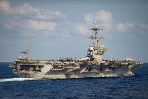 Bán đảo Triều Tiên 'căng như dây đàn', Mỹ điều 2 tàu sân bay diễn tập