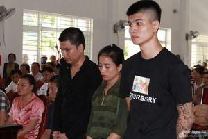 Từ Hà Nội về quê người yêu ở Nghệ An lập đường dây ma túy