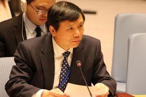 Việt Nam dự phiên họp của Hội đồng Bảo an về tình hình tại Trung Phi