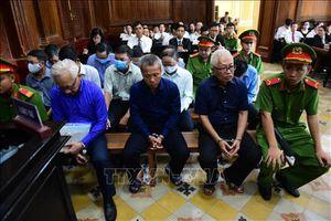 Trần Phương Bình và đồng phạm hầu tòa trong vụ án DAB - giai đoạn 2
