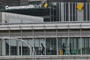 Ngân hàng Commonwealth của Australia đối mặt với án phạt lớn