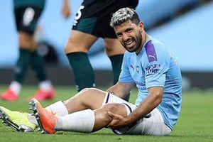 Man City 'trả giá đắt' sau chiến thắng '5 sao' trước Burnley
