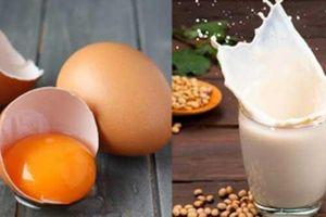 Những món 'đại kỵ' với trứng gà, ăn vào 'độc' khủng khiếp mà nhiều người không biết