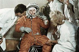 Tiết lộ chấn động lịch sử về chuyến đi của nữ phi hành gia vũ trụ đầu tiên của loài người