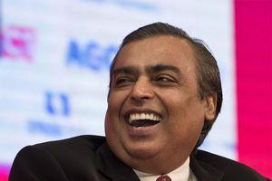 Tỷ phú Ấn Độ lọt top 10 người giàu nhất thế giới