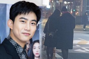 Bắt gặp Ok Taecyeon (2PM) hẹn hò với bạn gái xinh đẹp ngoài ngành: Công ty quản lý xác nhận!