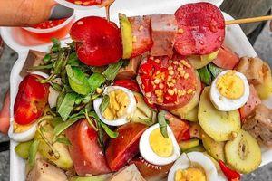 Những món ăn vặt xế chiếu được lòng tín đồ ẩm thực Sài thành