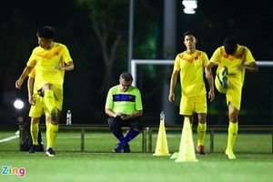 HLV Troussier gọi 6 cầu thủ HAGL lên U19 Việt Nam