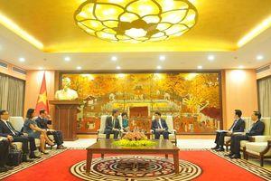 Hà Nội ủng hộ chiến lược đầu tư, phát triển bền vững của Heineken Việt Nam