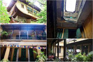 Mãn nhãn biệt thự vô giá hàng trăm m2 của đại gia phố cổ Hà Nội