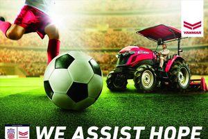 YANMAR tài trợ giải bóng đá AFF Suzuki Cup 2020