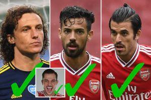 Arsenal 'trói nghiến' 4 ngôi sao bằng hợp đồng khủng