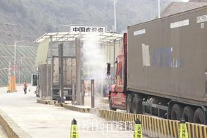 Từ ngày 1/7 phương tiện vận tải nhập cảnh vào Trung Quốc phải mua bảo hiểm