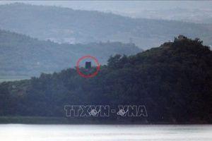Triều Tiên tháo dỡ các loa phóng thanh dọc biên giới với Hàn Quốc