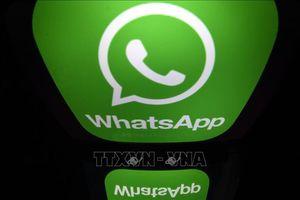 Brazil đình chỉ tính năng thanh toán trên WhatsApp