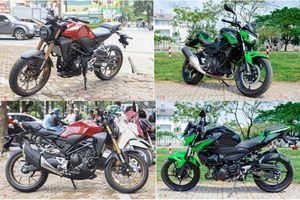 Mới tập chơi môtô, chọn Honda CB300R hay Kawasaki Z400 trong tầm giá 150 triệu?