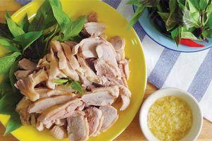 Món khế, món ăn kèm không thể thiếu trong bữa thịt vịt