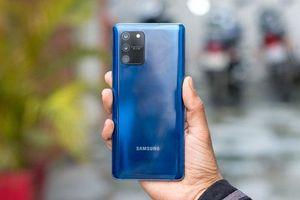 Samsung Galaxy S10 Lite giảm giá 2 triệu đồng tại Việt Nam