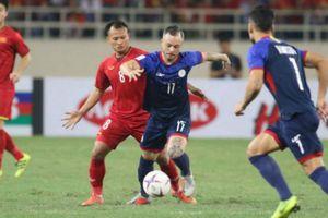 Tuyển Việt Nam gặp thêm thách thức trong việc bảo vệ ngôi vô địch AFF Cup