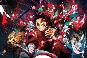 Movie Kimetsu no Yaiba Mugen Train, bom tấn anime công chiếu vào tháng 10