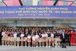 Những điểm nhấn tại 'Thành phố giáo dục quốc tế Quảng Ngãi'