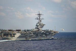 Lý do Mỹ 'không ngán' tên lửa chống tàu sân bay của Trung Quốc