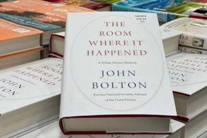 Thổ Nhĩ Kỳ tố cuốn hồi ký của ông Bolton là 'sai sự thật'