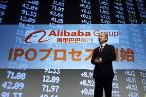 Chủ tịch SoftBank rời HĐQT của Alibaba