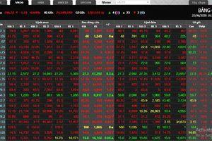 Chứng khoán hôm nay 25/6: Nhóm cổ phiếu thị trường khởi sắc, nhưng VN-Index vẫn giảm điểm